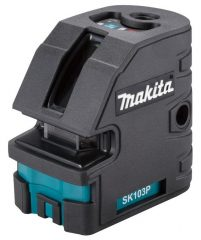 Makita SK103PZ Önbeálló kombinált pont, vonal és keresztlézer 180°