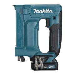Makita ST113DSAJ Akkus kapcsozó 10,8V CXT LI-ION 2db 2.0Ah akkuval és töltővel