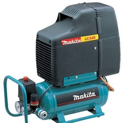 Makita AC640 Kompresszor 6L, 1500W 8,0bar