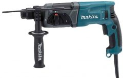 Makita HR2470 SDS-Plus fúró-vésőkalapács 2,4 J