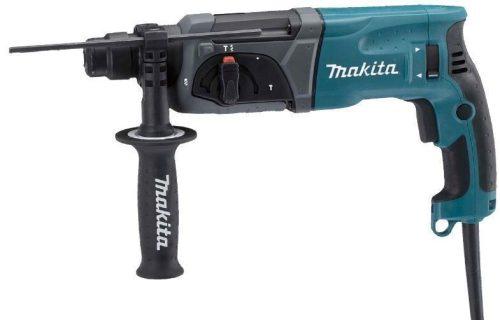 Makita HR2470 SDS-Plus fúró-vésőkalapács 2,4 J