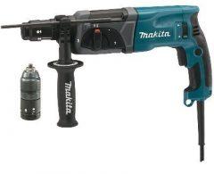 Makita HR2470T  SDS-Plus fúró-, vésőkalapács 2,4 J