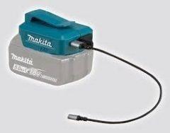 Makita ADP05 adapter 2 USB porttal 2,1A - akku és töltő nélkül