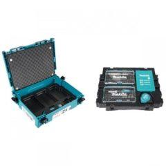 Makita B-49884 116 db-os fúró-csavarbehajtó készlet MAKPAC kofferben