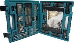 Makita D-37194 Fúró-csavarbehajtó készlet 200 darabos