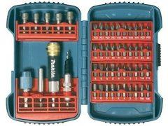 Makita P-52043 Bit és dugókulcs készlet 49 db-os