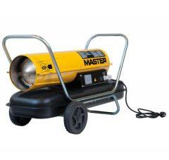 Master B100 Gázolajos, kémény nélküli hőlégfúvó