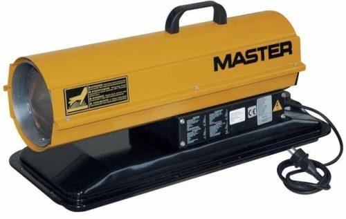 Master B70 gázolajos, kémény nélküli hőlégfúvó
