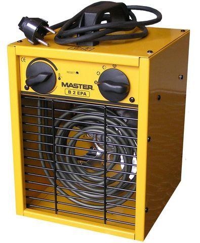 Master B2 Elektromos hőlégfúvó