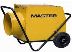 Master B18 Ipari elektromos hőlégfúvó