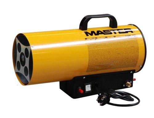 Master BLP17M - PB-gázzal működő hőlégfúvó, fűtőberendezés