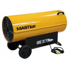 Master BLP103ET PB-gázzal működő fűtésberendezés