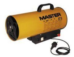 Master BLP33ET PB-gázzal működő fűtésberendezés
