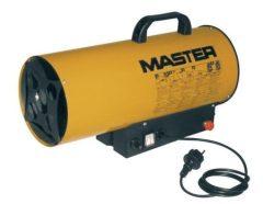 Master BLP33M PB gázos hőlégfúvó
