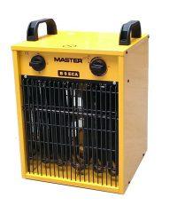 Master B9ECA elektromos hőlégfúvó (400V)