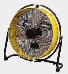 MASTER DF20 Ipari ventilátor (porfestett fém ház) IP44