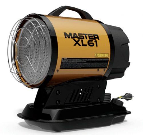 Master XL61 - Infravörös hősugárzó (gázolajos)
