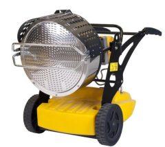 MASTER XL9SR - Infravörös hősugárzó (gázolajos)