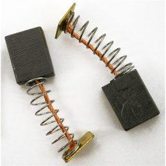 szénkefe 2db, 6,4×10,9×13,9mm, 405223, 405233 körfűrészgéphez