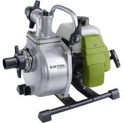 """benzinmotoros szivattyú, 1,45 kW, kétütemű, 1,5""""; max. 250 liter/perc, max. 35 m"""