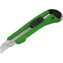tapétavágó kés, 18mm, fémházas ; pótpenge: 9123A (10db) 9134 (horgas törhető-5db)