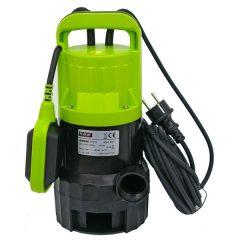 szennyvíz szivattyú, 400W  Extol Craft, szállító teljesítmény: 9m3/h, max. száll. 6 m