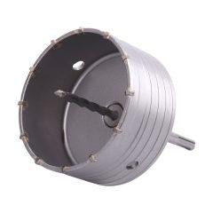 körkivágó téglához, SDS Plus befogás; 125mm, M22×170mm hosszúságú szár