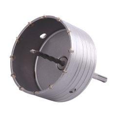körkivágó téglához, SDS Plus befogás; 150mm, M22×170mm hosszúságú szár