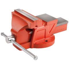 satu fix;150 mm, 10 kg, max.befogás:115mm, max. összeszorító erő: 15kN, pofák keménysége: HRC 48-52