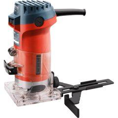 élmarógép, 500W, befogás: 6mm, 33.500 ford/perc, 1,3 kg