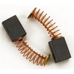 szénkefe, 2db, 4,9×7,9×10,9mm, a 8894001 vibrációs csiszolóhoz;