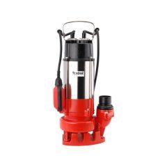szennyvíz búvárszivattyú, úszókapcsolóval, 750W,  SP750F, szállító teljesítmény: 18m3/h, max. száll. 10 m