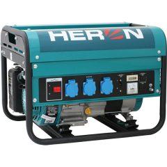 benzinmotoros áramfejlesztő, max 2300 VA, egyfázisú (EGM-25 AVR); kifutó típus, utódja: 8896411