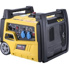 benzinmotoros áramfejlesztő, 3,0 kVA, 230V, digitális szabályzással