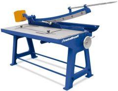 Metallkraft BSS 1020 kézi táblaolló ipari felhasználásra