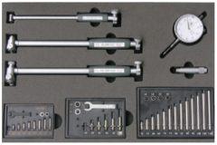 MIB Belső furatmérő készletben, 18-160 mm, (01027171)