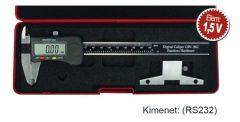 MIB tolómérő, digitális,mélységmérő híddal DIN 862 (02026109)