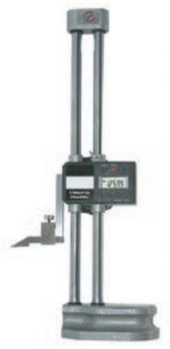 MIB Dupla oszlopos magasságmérő órával, 300 mm, 02027020 vagy 500 mm, 02027021 vagy 600 mm, 02027022