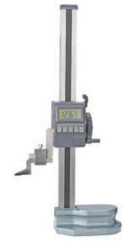 MIB Digitális magasságmérő, 300 mm, 02027150 vagy 600 mm, 02027151