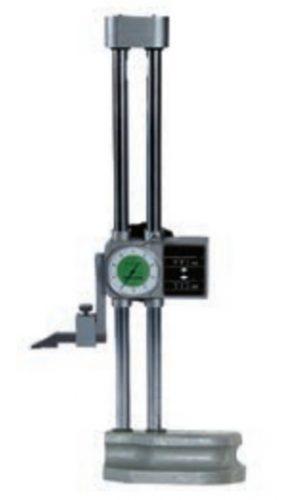 MIB Dupla oszlopos magasságmérő órával, 300 mm, 06067050 vagy 500 mm, 06067051 vagy 600 mm, 06067052