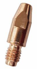 Áramátadó M8x1,4 30mm CuZr