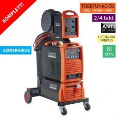 PMIG-500 P Szinergikus, különtolós hegesztő inverter vízhűtővel!