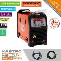 MIG-200 Dualpulse