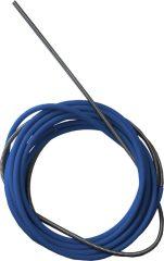 Huzalvezető spirál 0,8-1,0 mm 1,5x550 kék MW