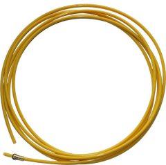 Teflon 2,7x4,7x450 4fm 1,2-1,6 sárga MW