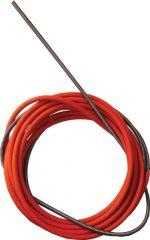 Huzalvezető spirál 1,0-1,2 mm 2x4,5x5M piros MW