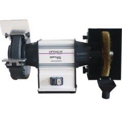OPTIgrind GU 15B kombinált asztali köszörűgép