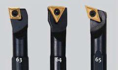 Belső esztergakés szett 3 részes, 10 mm