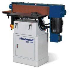 Holzkraft KSO 1500 faipari szalagcsiszológép (szalag2280x150mm, felület770x150mm)