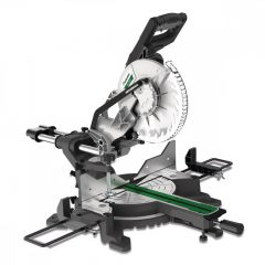 KGZ 255 E mitre saw with pull functionHOLZSTAR
